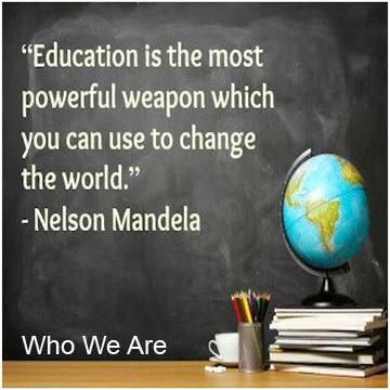 education as a tool for empowerment